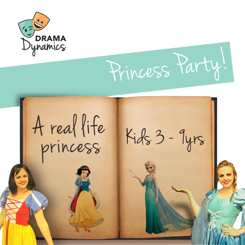 Drama Dynamics Princes Party