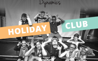 Drama Dynamics Holiday Club
