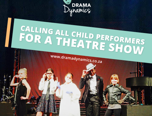 CALLING ALL CHILD PERFORMERS FOR A THEATER SHOW