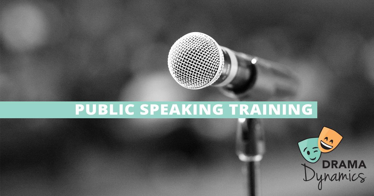 Public Seaking Training | Drama Dynamics | Pretoria